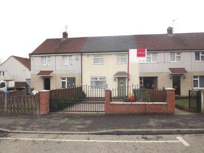 2 Bedrooms Terraced House for sale in Brinnington Road, Brinnington, Stockport, Greater Manchester