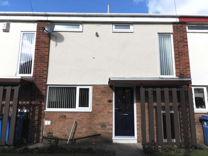 2 Bedrooms Terraced House for sale in Sefton Close, Kirkby Park