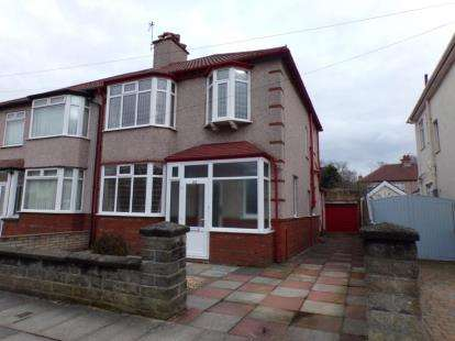 3 Bedrooms Semi Detached House for sale in Towers Road, Liverpool, Merseyside, L16
