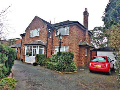 4 Bedrooms Semi Detached House for sale in South Drive, Upton, Wirral, CH49