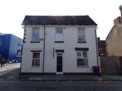 4 Bedrooms End Of Terrace House for sale in Goodison Road, Anfield, Liverpool, Merseyside, L4