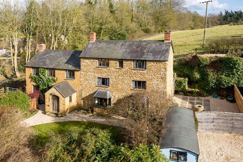 4 Bedrooms Cottage House for sale in Chipping Norton Road, Hook Norton, Banbury