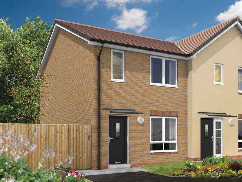 2 Bedrooms Town House for sale in Ash Acre Meadows, Latchford