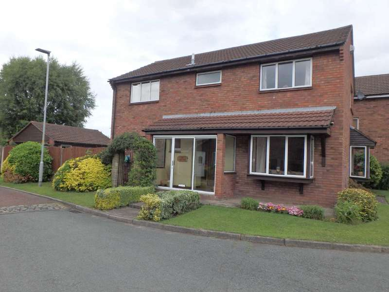 4 Bedrooms Detached House for sale in Welsby Close, Cinnamon Brow