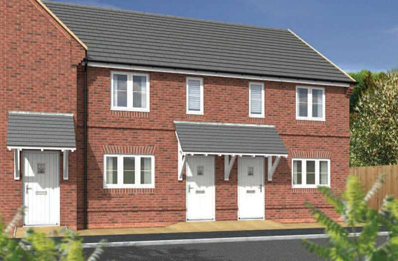 2 Bedrooms Mews House for sale in Heath Lane, Lowton