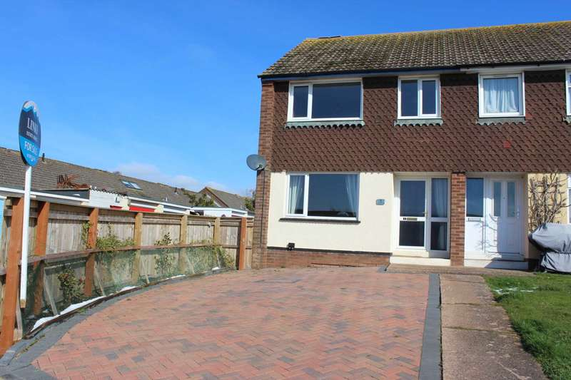 3 Bedrooms End Of Terrace House for sale in Somerville Close, Exmouth