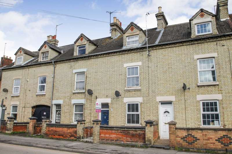 4 Bedrooms Terraced House for sale in Wellingborough Road, Rushden