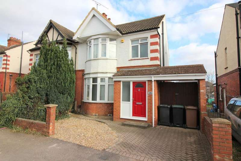 3 Bedrooms Semi Detached House for sale in Broad Mead, Luton, Bedfordshire, LU3 1RX