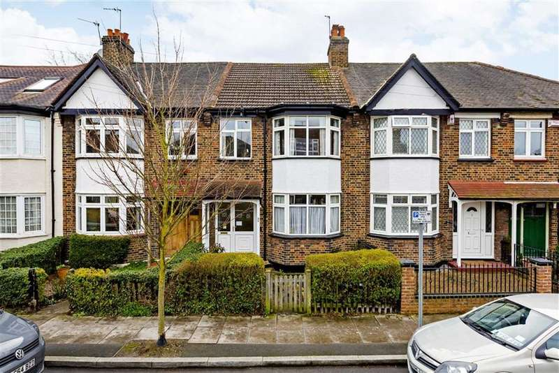 3 Bedrooms House for sale in Cavendish Road, Colliers Wood