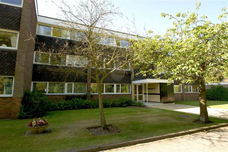 2 Bedrooms Flat for sale in Woodbourne, Augustus Road, Edgbaston