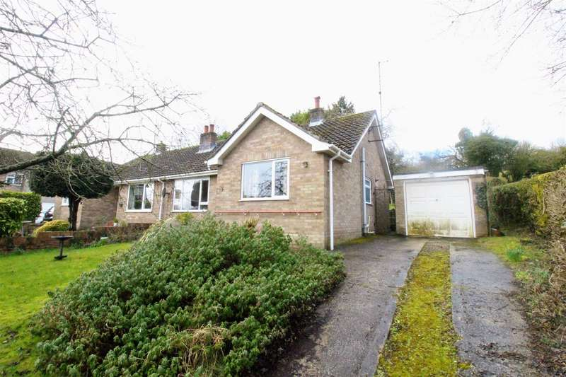 2 Bedrooms Bungalow for sale in Cook Road, Aldbourne, Marlborough