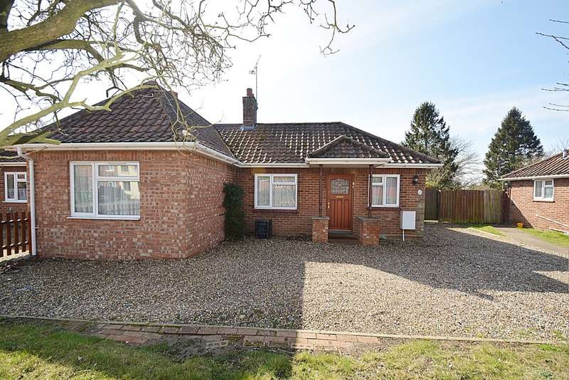 1 Bedroom Semi Detached Bungalow for sale in Ransome Avenue, Scole