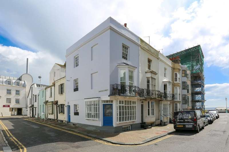 3 Bedrooms End Of Terrace House for sale in Western Street, Brighton, BN1 2PG