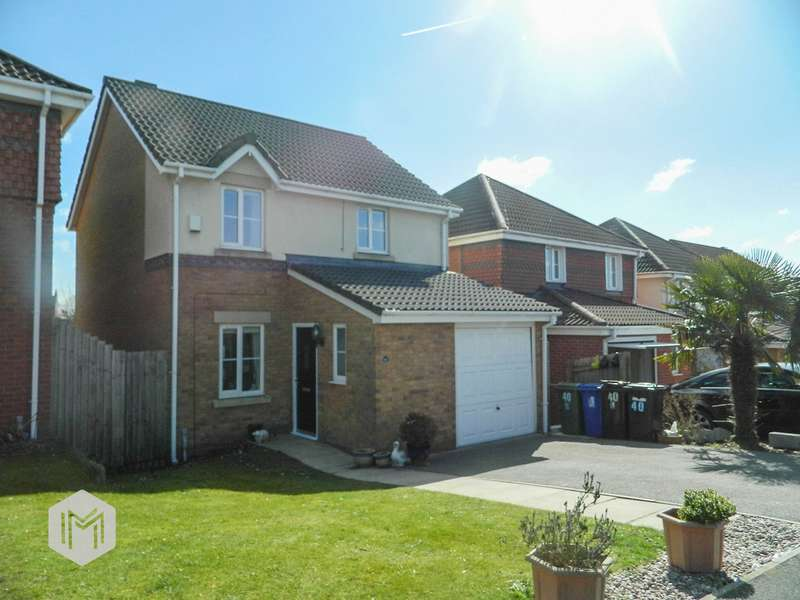 4 Bedrooms Detached House for sale in Ravenswood Drive, Hindley, Wigan, WN2