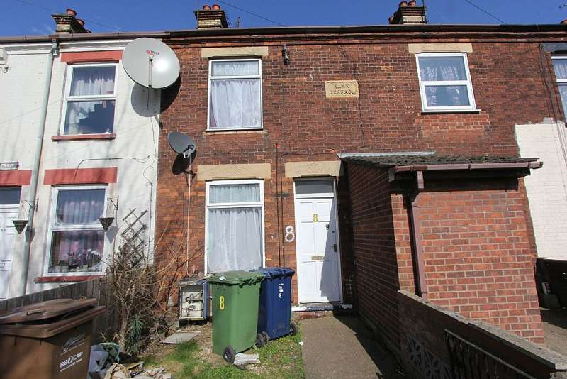 3 Bedrooms Terraced House for sale in Mount Pleasant Road, Wisbech, London, PE13 3NA