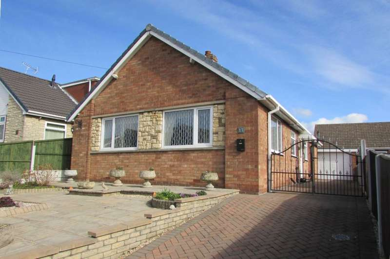 3 Bedrooms Detached Bungalow for sale in Windsor Crescent, Scunthorpe, DN17