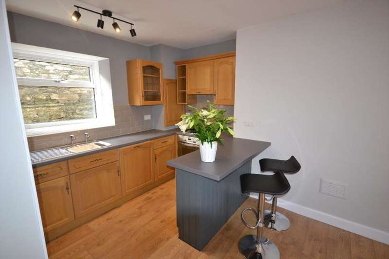 2 Bedrooms Flat for sale in The Old Post Office, 8/1 Drumlanrig Place Hawick, TD9 0AY