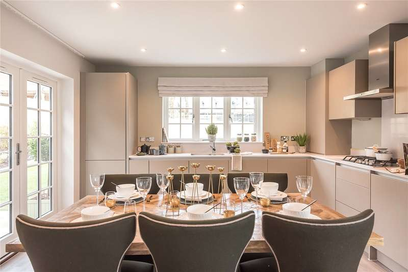 4 Bedrooms Detached House for sale in The Sanford, Saint's Hill, Saunderton, High Wycombe, Buckinghamshire, HP14
