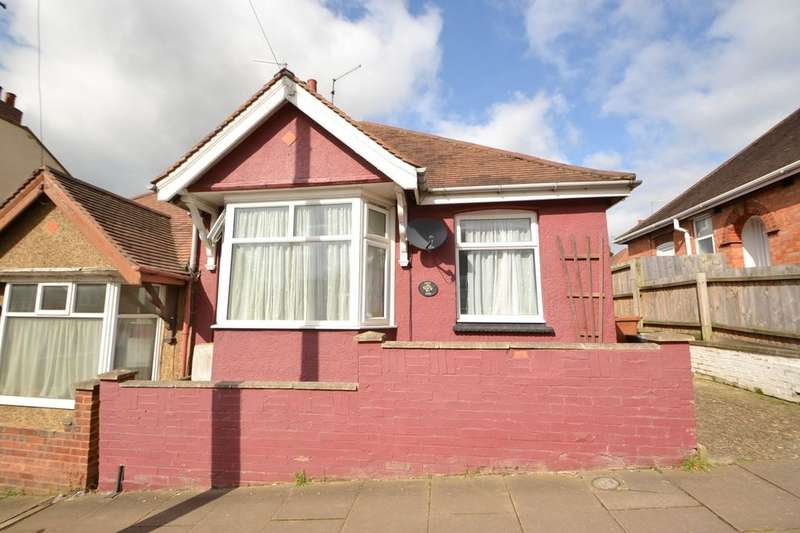 2 Bedrooms Semi Detached Bungalow for sale in Norton Road, Kingsthorpe, Northampton, NN2