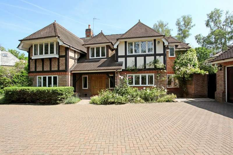 5 Bedrooms Detached House for rent in Badgers Hill, Virginia Water