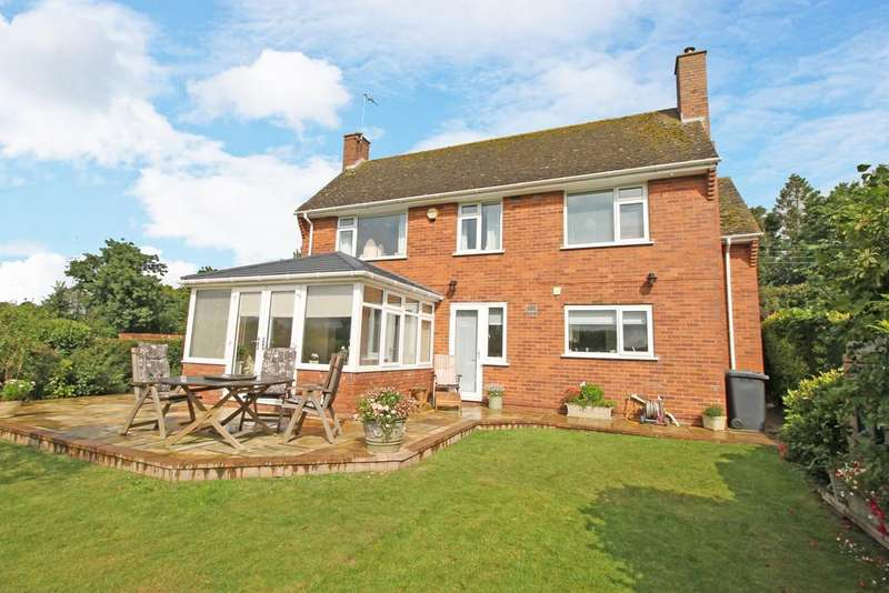 3 Bedrooms Detached House for sale in Newcourt Road, Topsham