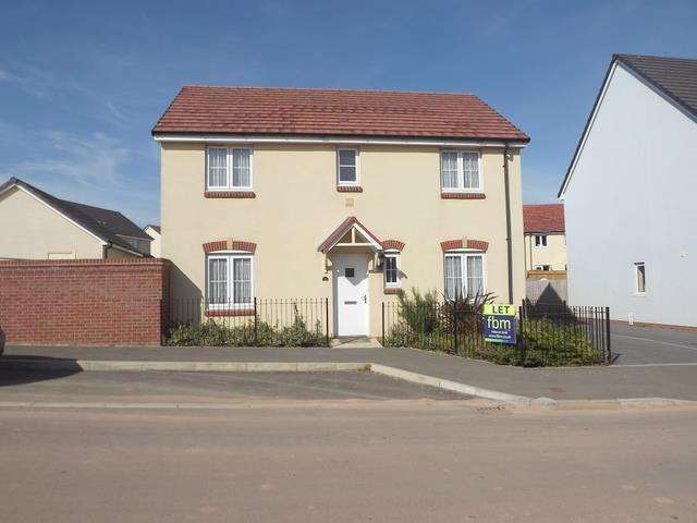 4 Bedrooms Detached House for sale in Sunningdale Drive, Hubberston, Milford Haven