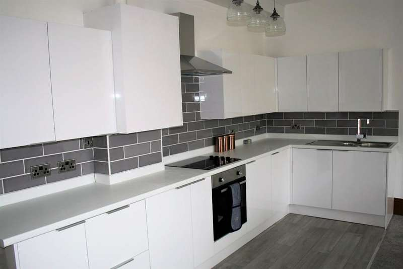 2 Bedrooms Maisonette Flat for sale in Benedict Road, Mitcham