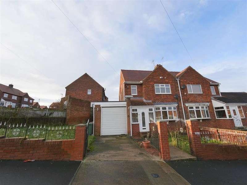 2 Bedrooms Semi Detached House for sale in Ravensworth, Ryope, Sunderland
