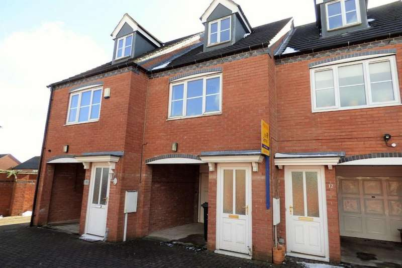 1 Bedroom Terraced House for sale in Swans Rest, Newhall