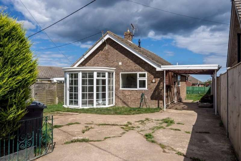 2 Bedrooms Detached Bungalow for sale in Mill Lane, Bacton