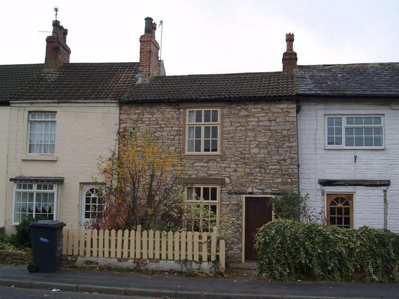 2 Bedrooms Terraced House for rent in 54,Low Street, South Milford LS25 5AS
