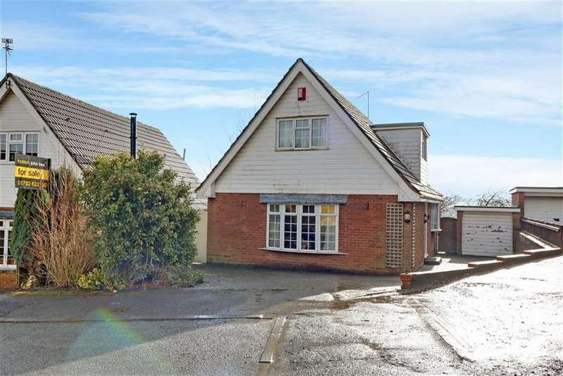 3 Bedrooms Detached House for sale in Cygnet Close, Madeley Heath, Nr Crewe