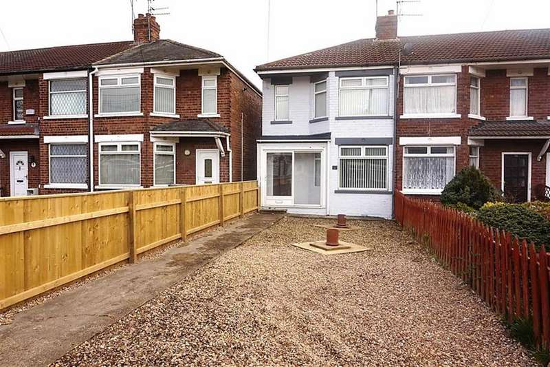 3 Bedrooms End Of Terrace House for sale in 38 Sunningdale Road, West Hull, Hull, HU4