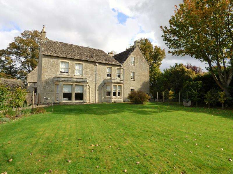 5 Bedrooms Semi Detached House for sale in Forge House Limes Road, Kemble, Cirencester