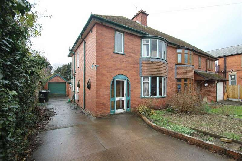 3 Bedrooms Semi Detached House for sale in Southbank Close, Hereford