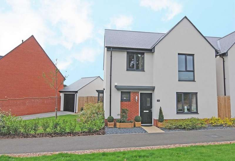 4 Bedrooms Detached House for rent in Exminster, Exeter