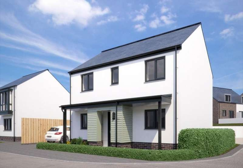3 Bedrooms Detached House for sale in The Weston, Fusion, Paignton