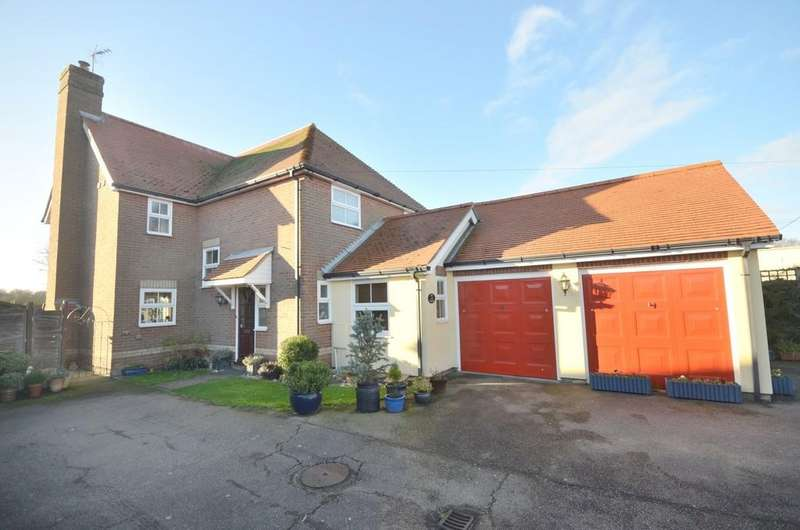 4 Bedrooms Detached House for sale in Fingringhoe Road, Langenhoe, CO5 7LB