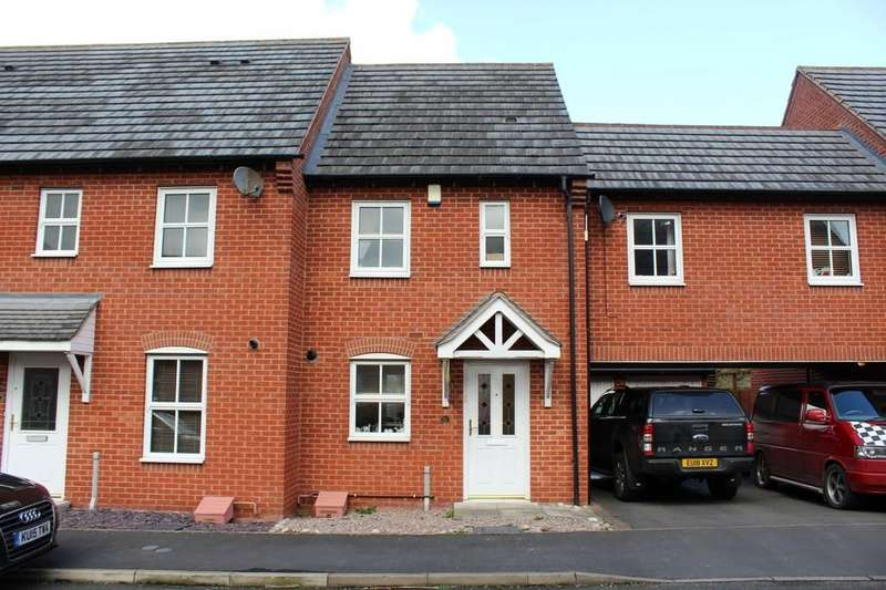 3 Bedrooms Terraced House for sale in Gambrell Avenue, Whitchurch