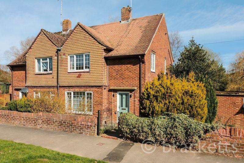 3 Bedrooms Semi Detached House for sale in Summervale Road, Tunbridge Wells