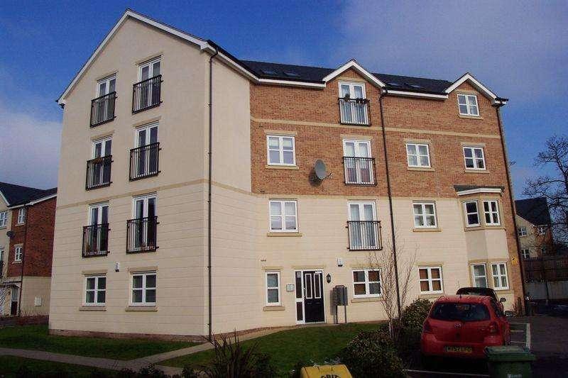 2 Bedrooms Ground Flat for rent in Montgomery Avenue, Far Headingley, Leeds