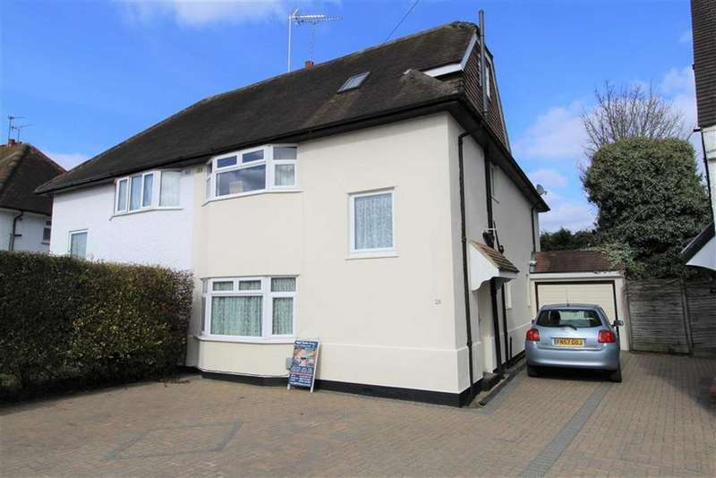 4 Bedrooms Semi Detached House for sale in St Georges Cresent, Slough, Berkshire