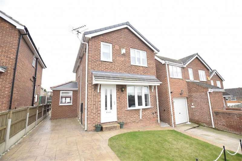 3 Bedrooms Detached House for sale in Byron Grove, Stanley, Wakefield, WF3