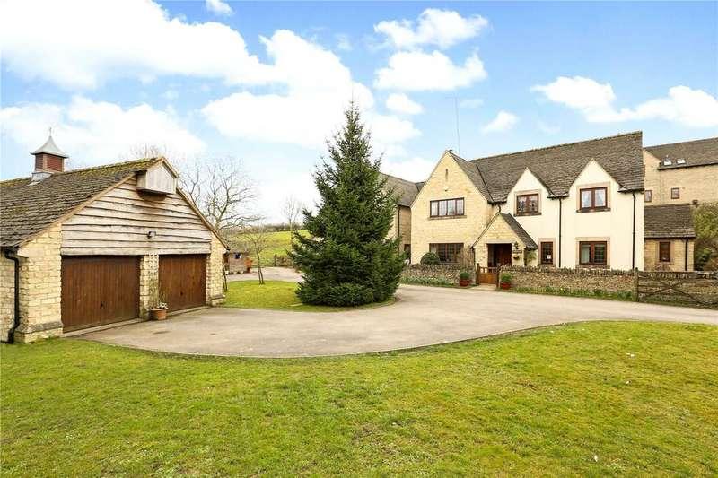 4 Bedrooms Detached House for sale in Burton, Chippenham, Wiltshire