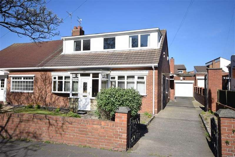 3 Bedrooms Bungalow for sale in Temple Park Road, South Shields