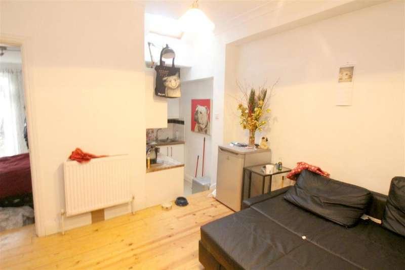 1 Bedroom Flat for sale in Eldon Road, London