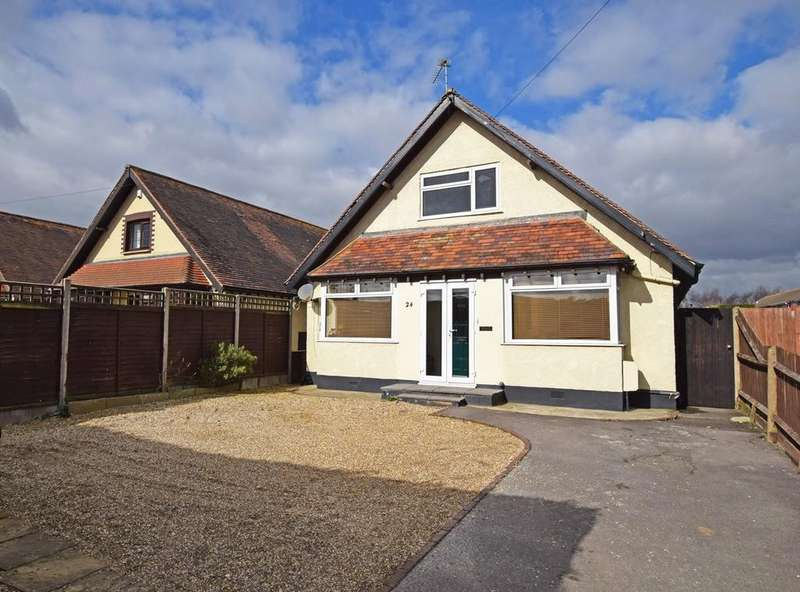 4 Bedrooms Detached Bungalow for sale in Chalcraft Lane, Bognor Regis, PO21