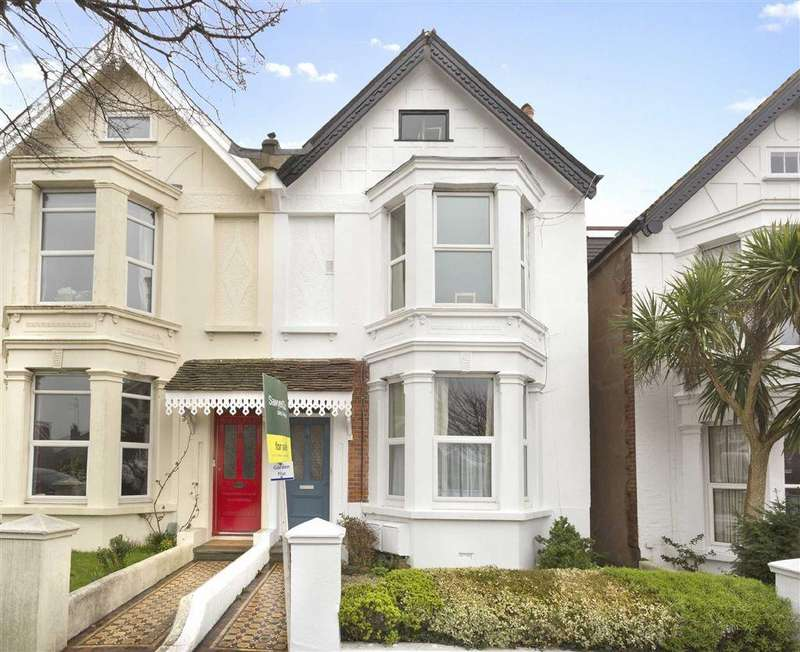 2 Bedrooms Flat for sale in Fonthill Road, Hove