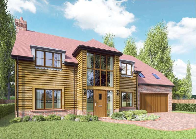 4 Bedrooms Detached House for sale in Northington House, The Stables, Medstead