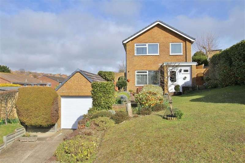 3 Bedrooms Detached House for sale in Carlton Road, Seaford
